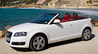 Audi A3 cabrio automatique